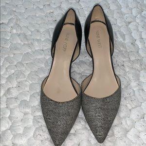 Nine West pointed heels